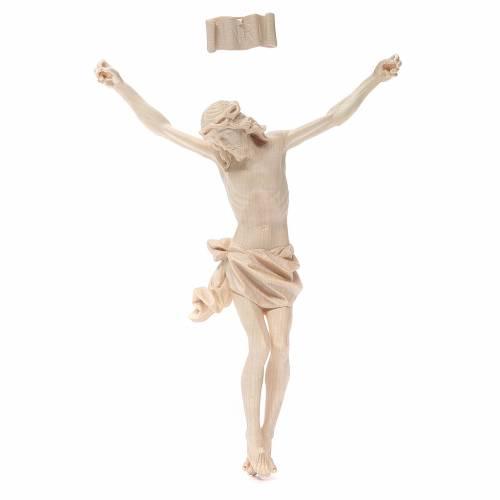 Cuerpo de Cristo modelo Corpus madera Valgardena encerada 1