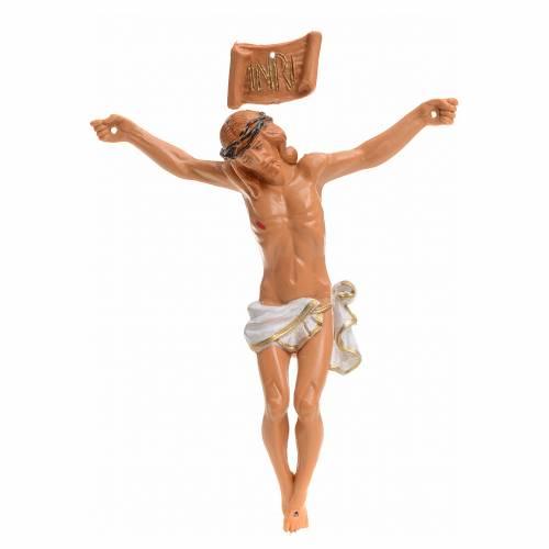 Cuerpo de Cristo pvc 12 cm Fontanini s1