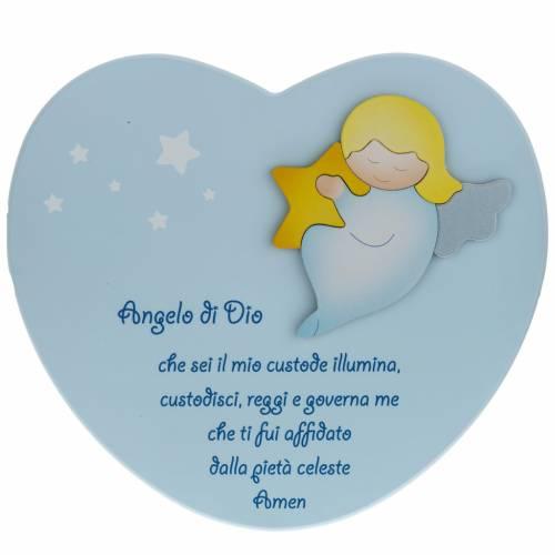 Cuore cantico Angelo di Dio celeste Azur Loppiano s1