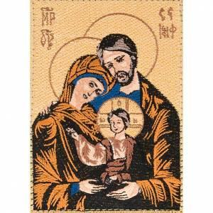 Custodia Bibbia di Gerusalemme immagine Sacra Famiglia s2