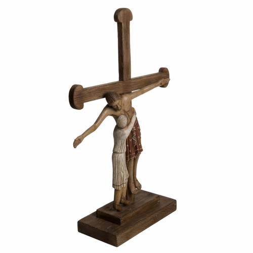 Déposition du Christ 72 cm bois Bethléem s2