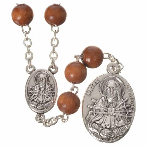 Devotional chaplet, Our Lady of Sorrows s1