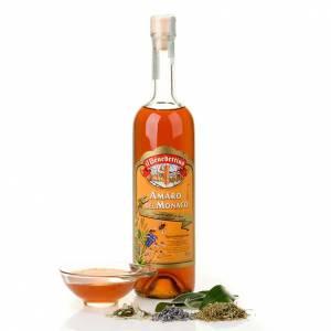Digestivo Amaro del Monaco 700 ml s1
