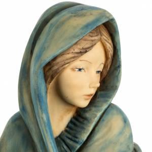Statue per presepi: Donna con frutta 52 cm presepe Fontanini