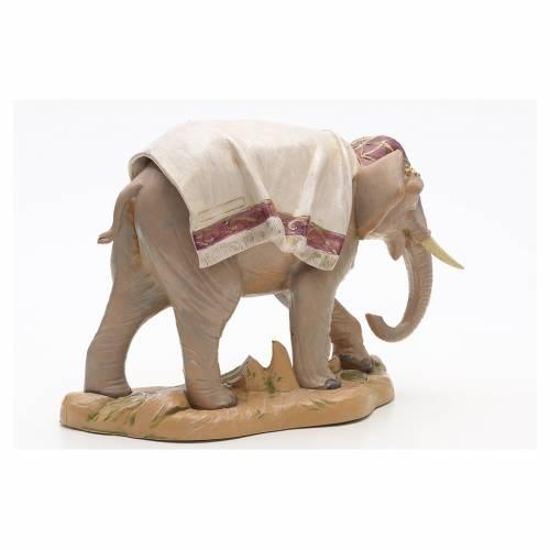 Elefante in piedi cm 19 Fontanini s3