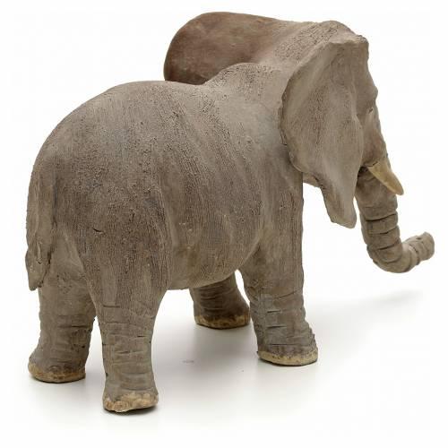 Elephant, 10cm Neapolitan Nativity s4