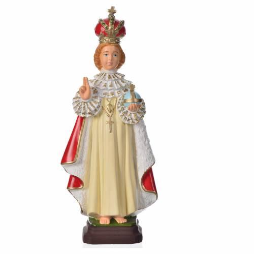 Enfant Jésus de Prague 30 cm statue en matériau incassable s1