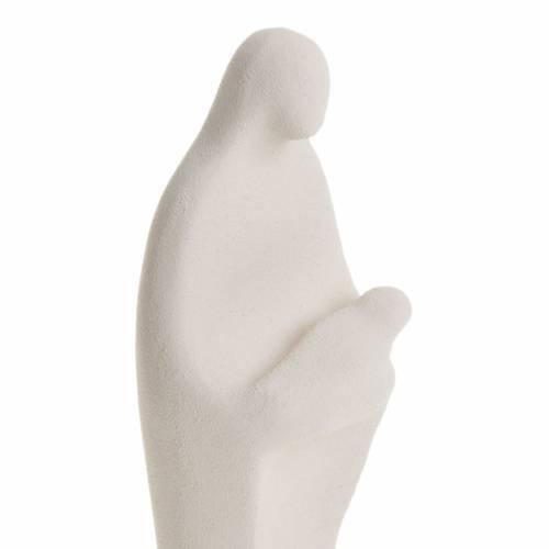 Estatua Presentación arcilla sobre base s2