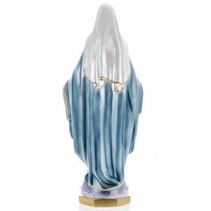 Estatua Virgen Milagrosa 40 cm. yeso s6