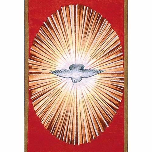 Voile d'autel Saint Esprit s2