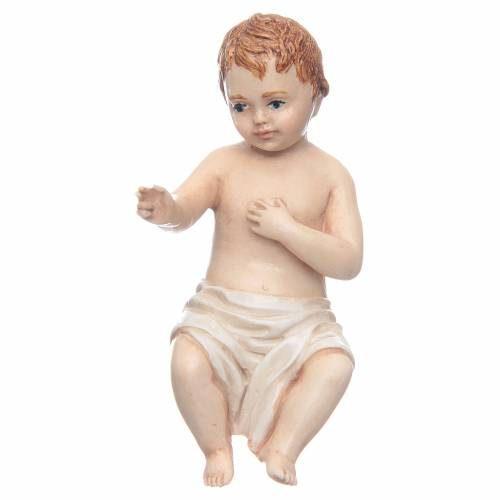Figurines for Landi nativities, Baby Jesus 18cm s2
