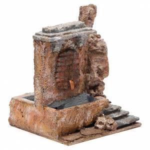 Fontane Presepe: Fontana elettrica presepe roccia 18x16x16 cm