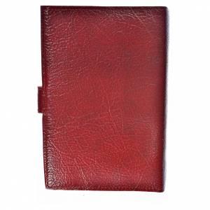 Fundas Biblia de Jerusalén Nueva Edición: Funda Biblia Jerusalén Nueva Ed. Virgen 3 Milenio simil cuero