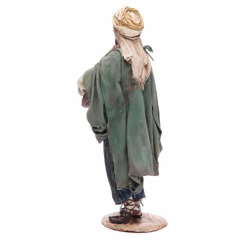 Gaitero de 30cm Angela Tripi terracota s3