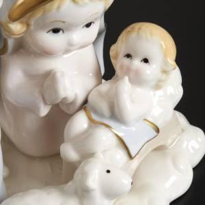 Heilige Familie: Geburt aus Ton 14 cm