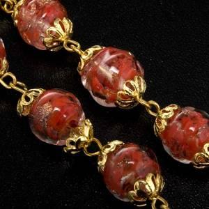 Ghirelli rosary Murano glass beads s7