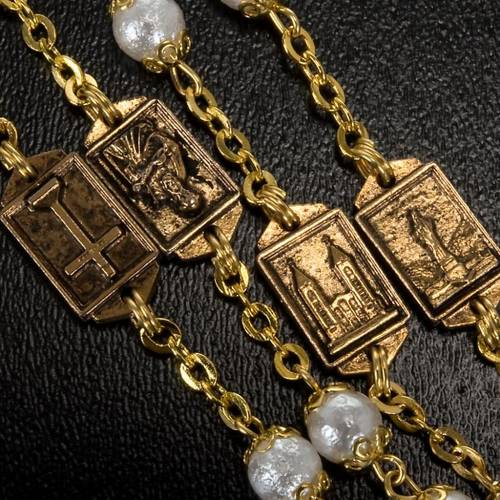 Ghirelli rosary Our Lady of Medjugorje s6