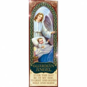 Religious Magnets: Guardian Angel magnet- ENG01
