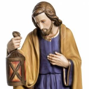 Fiberglass statues: Holy Family fiberglass statues 60 cm
