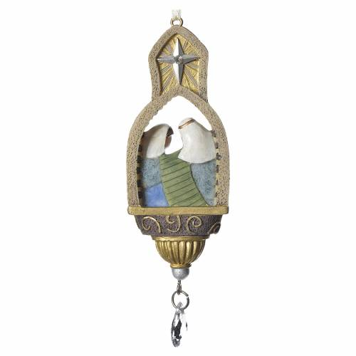 Holy Family Hanging Ornament, Legacy of Love s2