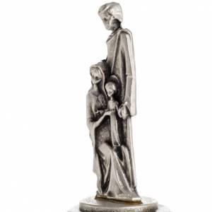 Holy Family magnet H 5cm s3