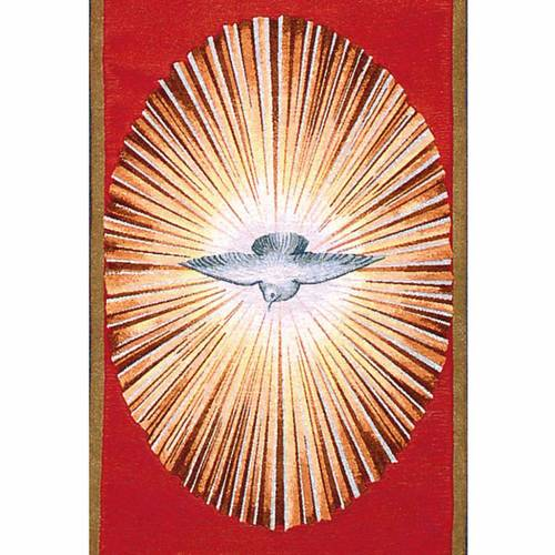 Holy Spirit lectern cover s2