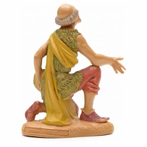 Homme avec oeufs crèche Fontanini 12 cm s2