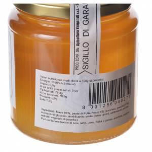 Honig und andere Bienenprodukte: Honig-Obst Pfirsich 400gr Camaldoli