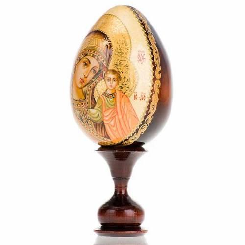 Uovo-icona Madre di Dio Kazan s2