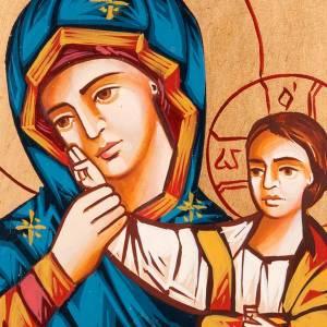 Icône mère de Dieu Paramithia s3