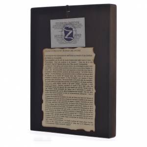 Icône sérigraphie Pantocrator Livre Ouvert 22x25 cm s2