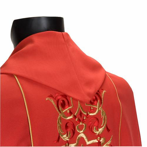 IHS chasuble and stole s2