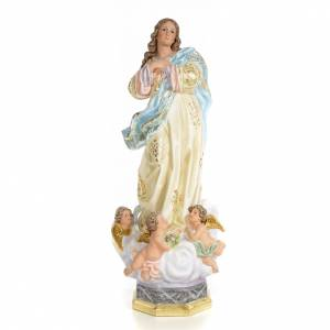 Immaculate Conception wooden paste 60cm, superior finish s1