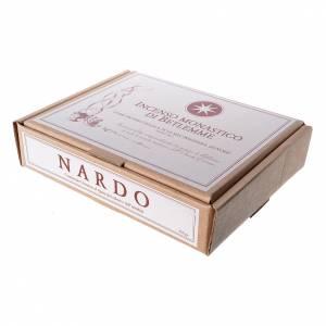 Inciensos, bálsamos y resinas: Incienso Nardo 450 gr monjes de belén
