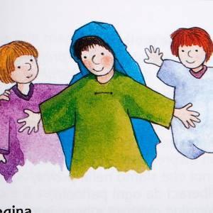 Livres pour enfants: Jésus, mon ami ITA