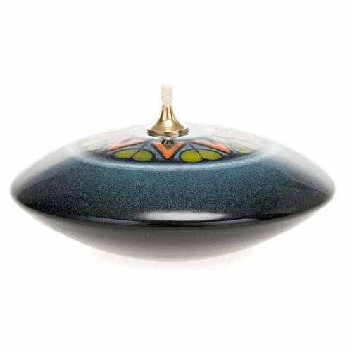 Lampada tonda ceramica s5