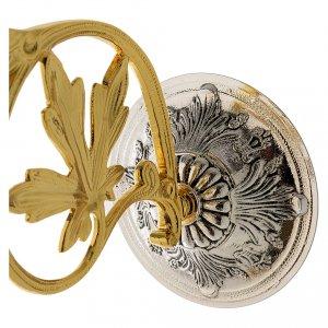 Lampadaire à suspendre Sanctuaire 20 cm laiton anges s7