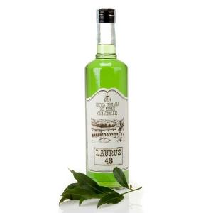 Liqueurs, Grappa and Digestifs: Laurus 48 di Camaldoli 700 ml