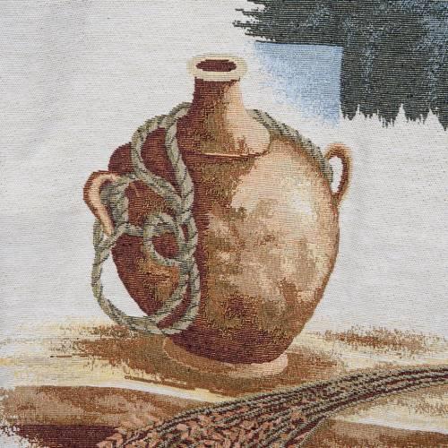 Lectern cover amphora bread cross s3
