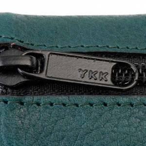 Deckel für Stundenliturgie 4 Bände: Ledereinband mit Reißverschluß 4 Bände schwarz