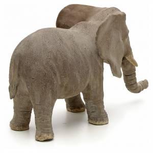 Éléphant pour crèche Napolitaine 10 cm s4