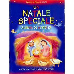 Libri per bambini e ragazzi: Natale speciale album di attività