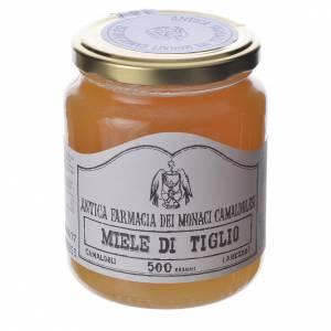 Honig und andere Bienenprodukte: Lindenhonig 500gr Camaldoli