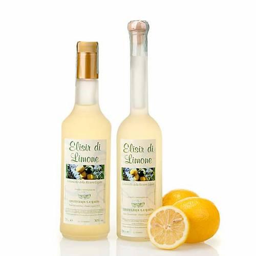 Liqueur élixir citron s1