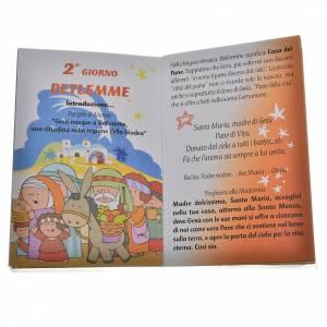 Livre Neuvaine Enfants Noël et chapelet IT s4