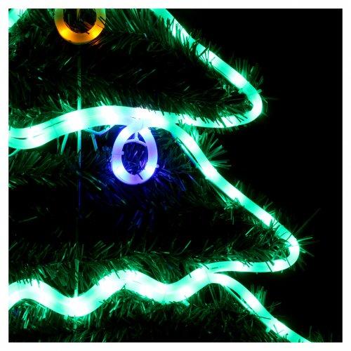 Luz Árbol de Navidad 192 Led interior exterior s3