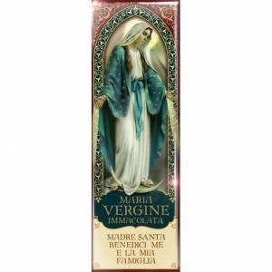 Religiöse Magnete: Magnet Madonna Jungfrau Maria - ITA 07