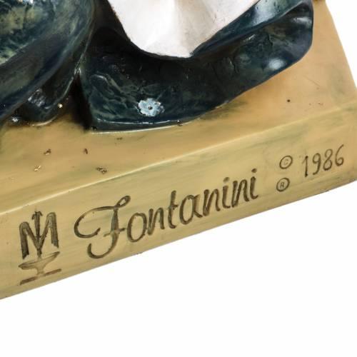 Maria 125 cm resina Fontanini s2