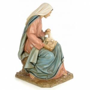 María 160 cm Pasta de madera dec. elegante s4