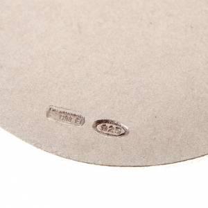 Pendenti, croci, spille, catenelle: Medaglietta Giovanni Paolo II argento 925